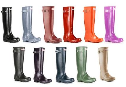 dc12211b7e5 Dónde comprar las botas de agua Hunter más baratas - Botas Hunter ...