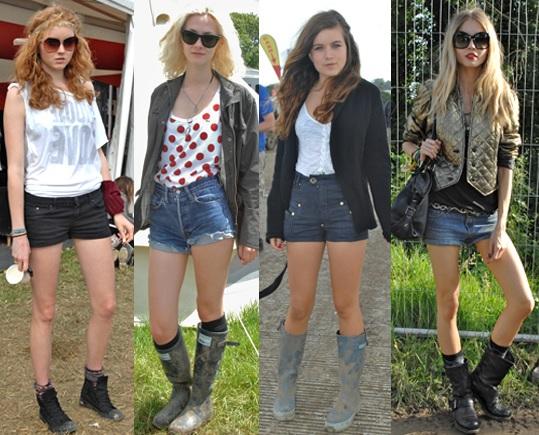 hunter shorts