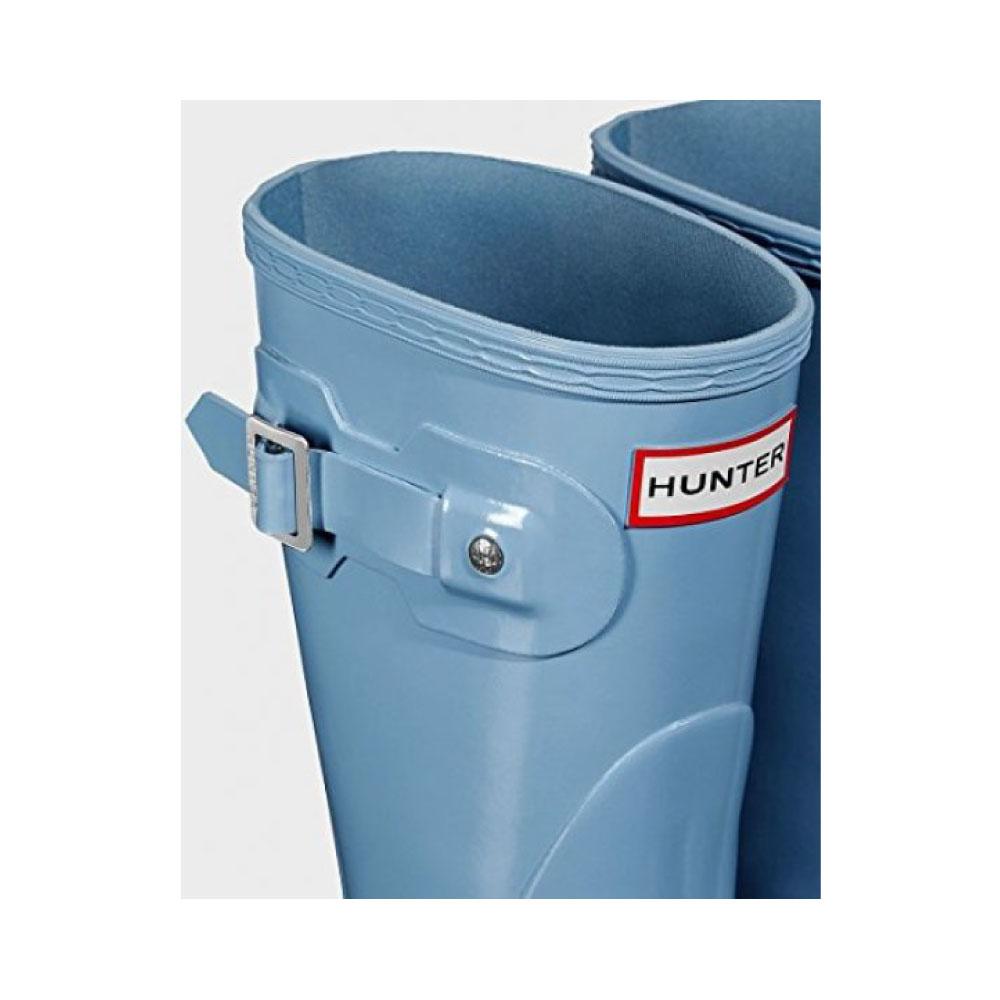 Precios Hunter Original Short Gloss Azul Claro