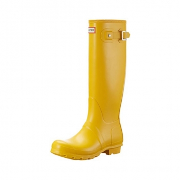 comprar Hunter Original Tall Amarillo