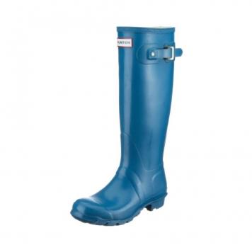 Comprar Hunter Original Tall Gloss Azul
